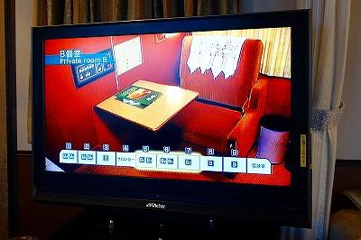 トワイライトエクスプレス・TVモニター