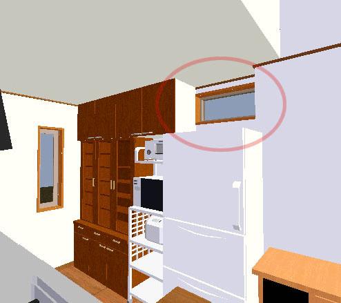 キッチン窓_ウォークスルー