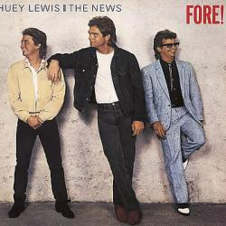 Huey Lewis And The News - Stuck With You2
