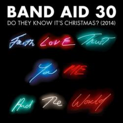 Band Aid30 - Do They Know Its Christmas2
