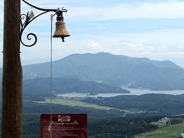 黒姫高原の鐘