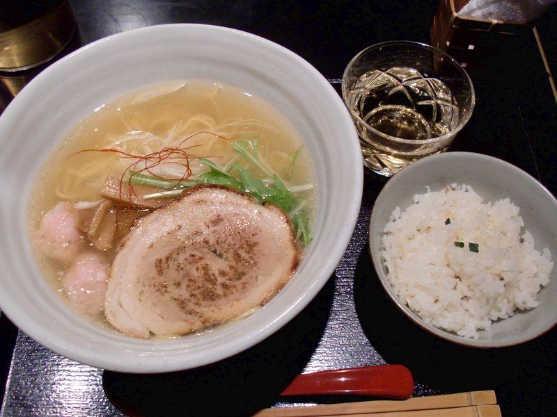 銀笹@東銀座・20130316・塩+半鯛飯