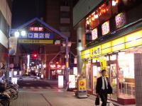 そめいよしの@神田・20130320・神田西口商店街