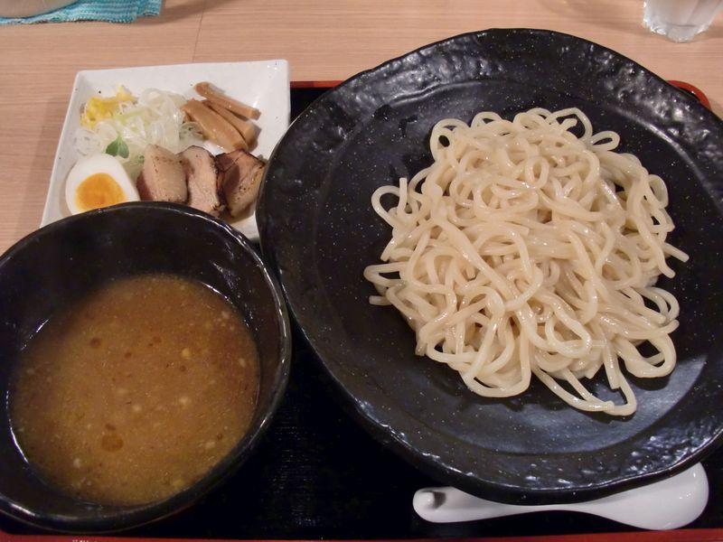 半田庄太郎@内幸町・20130403・魚介つけ麺