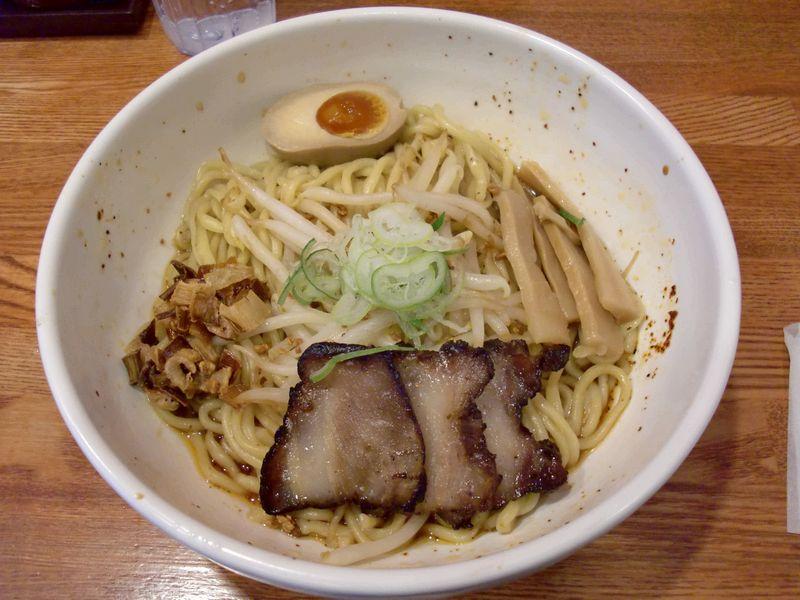 からしや@高田馬場・20130409・からし麺