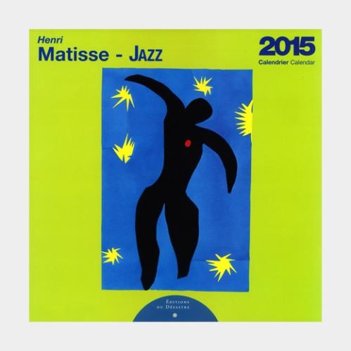 マチス カレンダー 2015