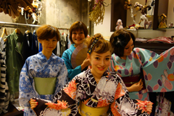 yukata de night 2