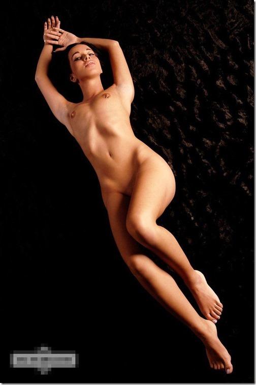 08【世界の射精から;ボリビア(Bolivia)編】『天空の鏡』に映し出されたエロ美しき女神達Nancy Mcnudes06