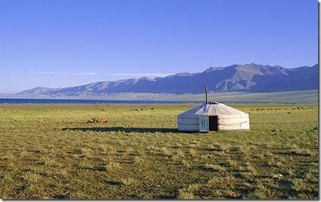 41【世界の快道でイク!;モンゴル国(Mongolia)編】緑の草原を渡る風の様なキミに。jpg