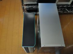 Abee Smart P2とWiNDy MT Pro 1800(2012年8月19日)
