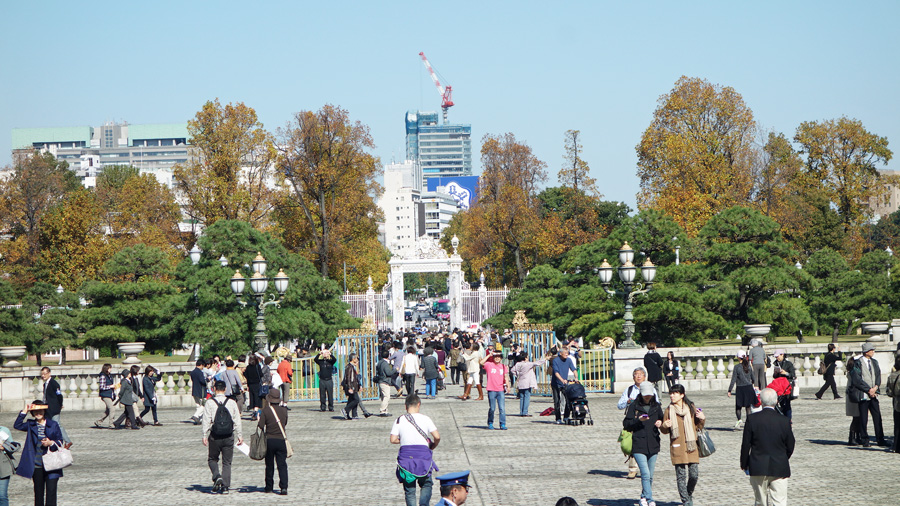 2014 赤坂迎賓館 前庭