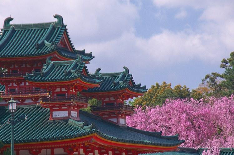 平安神宮 五