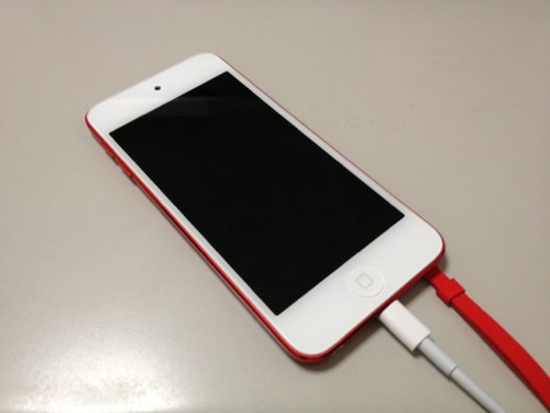 iPod touch (5G) red