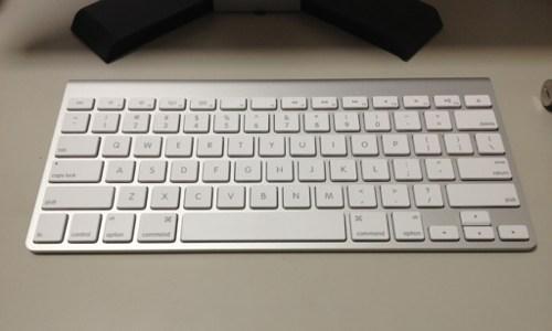 Apple純正ワイヤレスキーボード