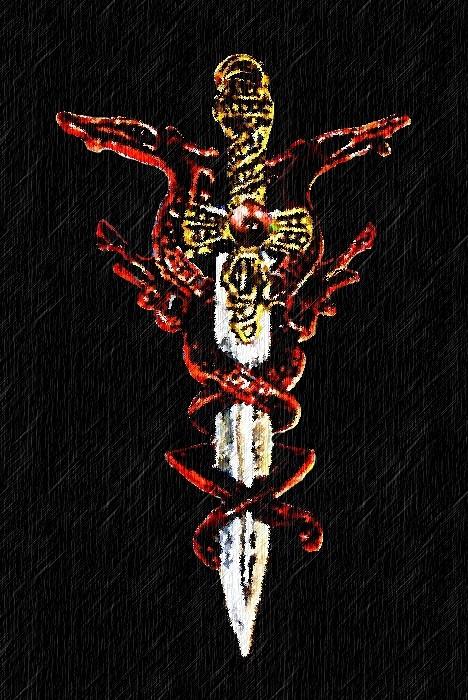 炎の一族の紋章4