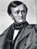 若きリヒャルト・ワーグナー