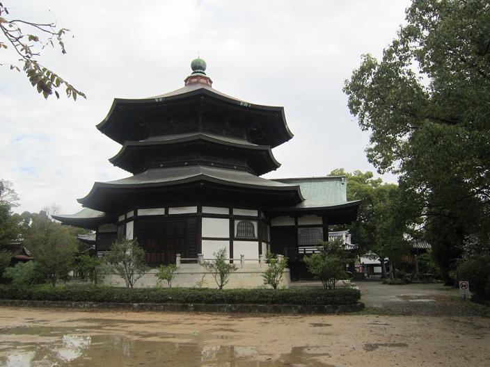 斑鳩寺聖徳殿