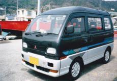 ミツビシ ミニキャブブラボー GT-TURBO