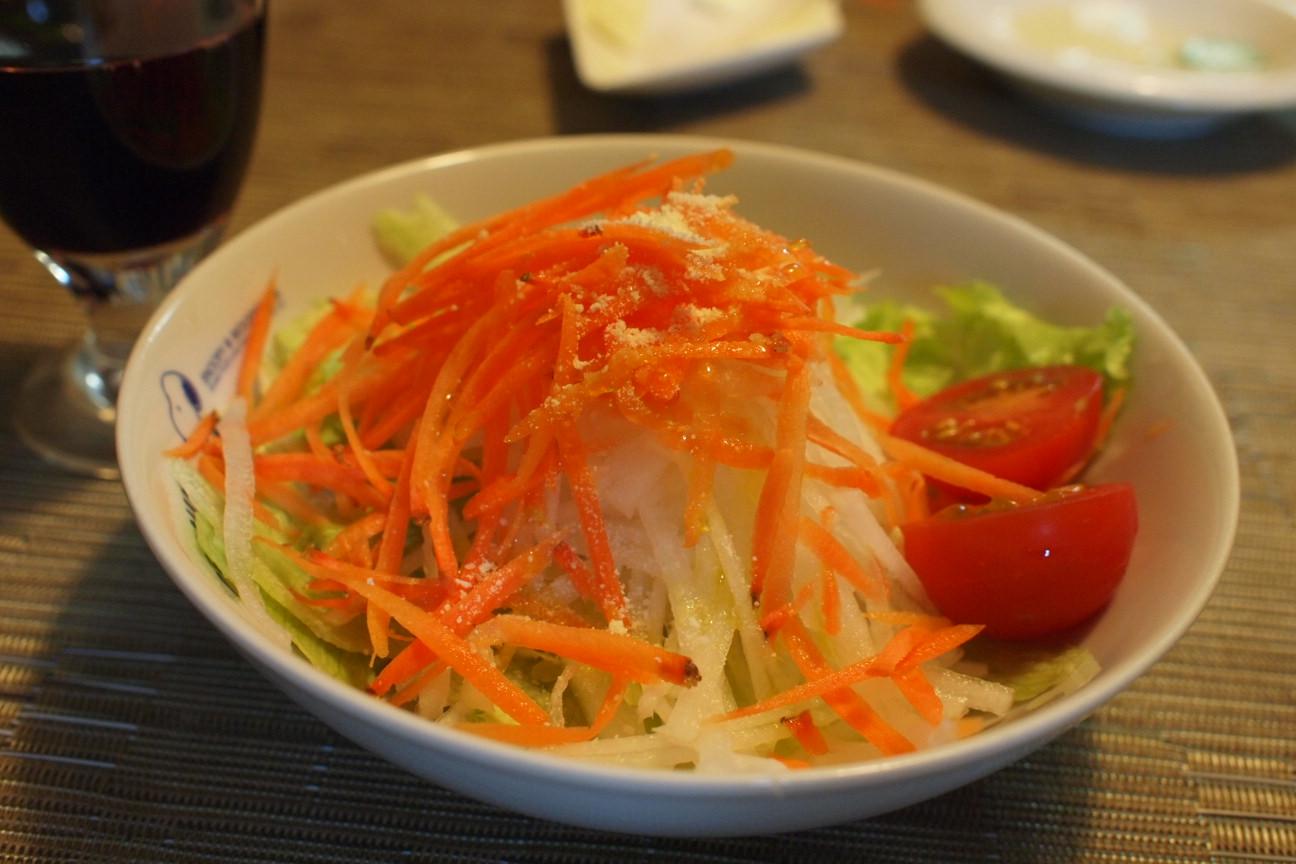 いつものサラダ (2)