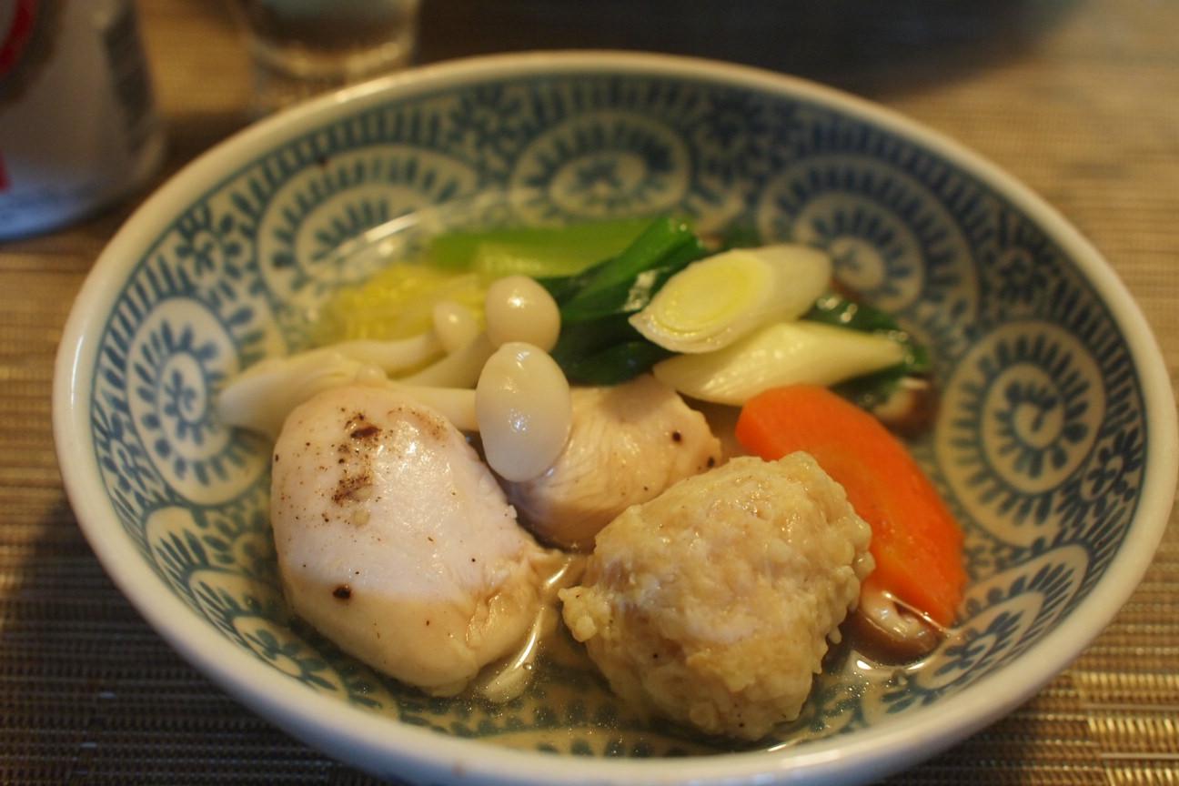 トリささみ鍋2