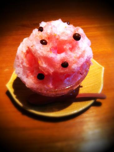 120810京都NITI天然氷かき氷