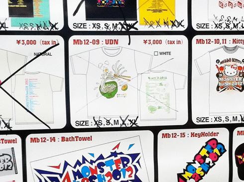 120830モンバス2012オフィシャルグッズ 拡大