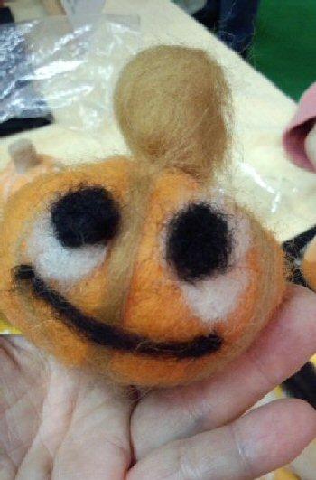 おばけかぼちゃ1
