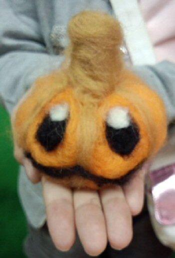 おばけかぼちゃ3