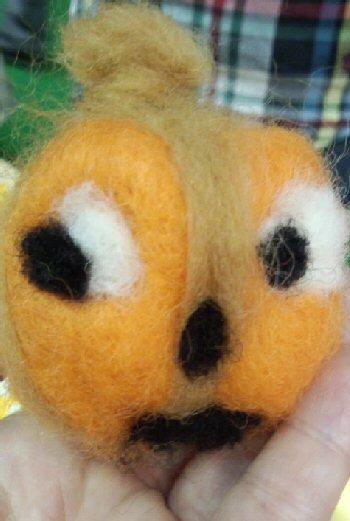 おばけかぼちゃ6