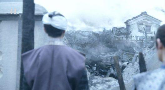 八重1225 何百年もかかって築いた町をたった一日で焼き尽くしてしまった