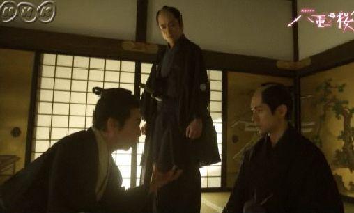 いいか覚馬!世界に目を向けてみろ!内乱なんぞ起こしてたら日本みたいな小さな国は西欧列強に食いつぶされる!