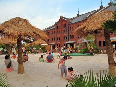 横浜赤レンガ倉庫 Red Brick Resort 2012