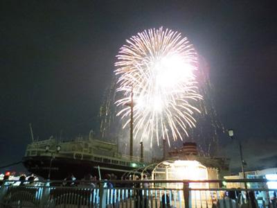 横浜スパークリングトワイライト2012