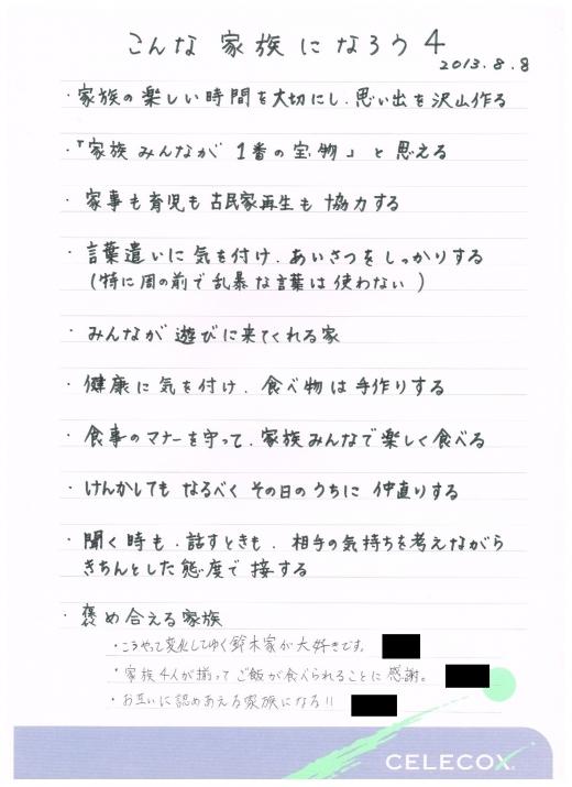 ミッションステートメント2013(改)