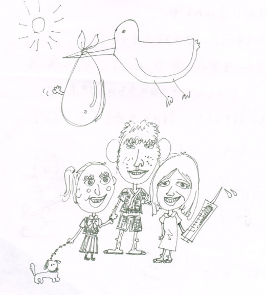 家族のイラスト(改)